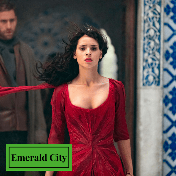 Emerald City Like Game of Thrones