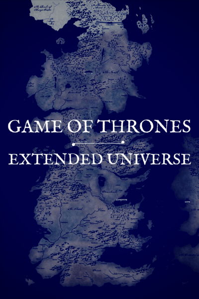 Check out the Game of Thrones extended universe in books, maps and bonus extras.