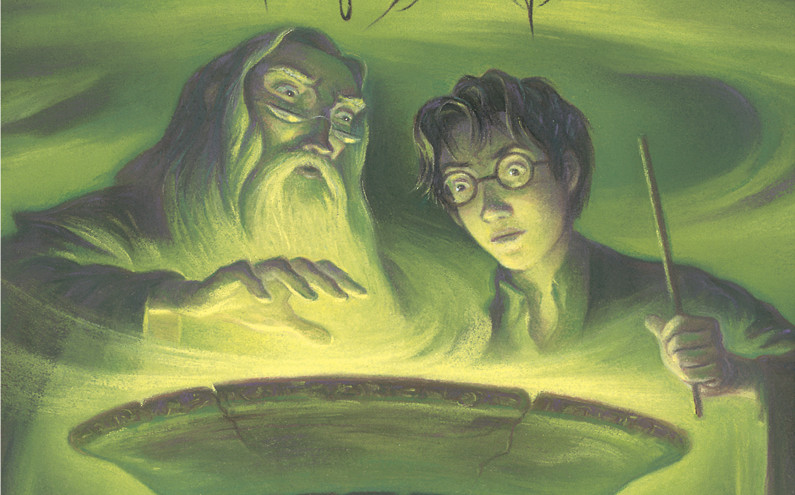 Harry Potter and the Half-Blood Prince / CR: Scholastic