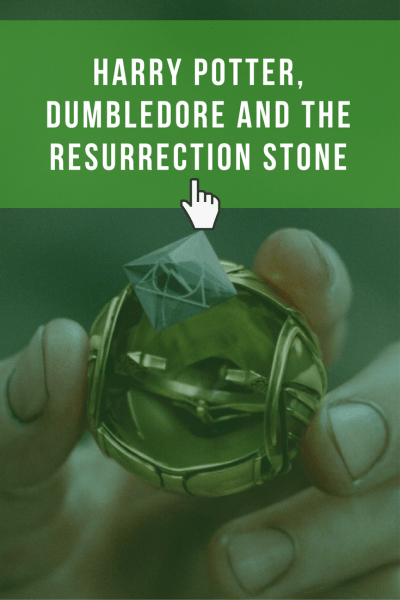 Let me explain what happened to Dumbledore's hand, and why, in Harry Potter Dumbledore and the Resurrection Stone.