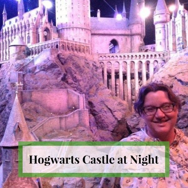 Hogwarts Castle at Night Ambient Sounds