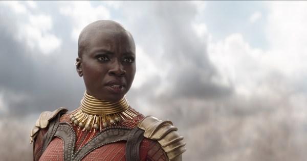 Infinity War Okoye