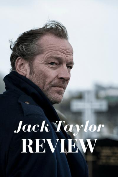 Jack Taylor Review Pin