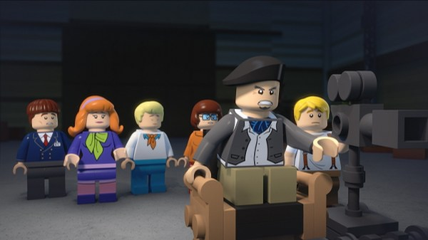 The Scooby Gang in LEGO Scooby-Doo: Haunted Hollywood