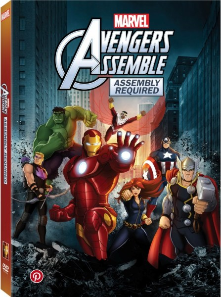Are Avengers cartoons as good as the movies? Let's take a look.