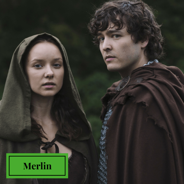 Merlin Like Game of Thrones
