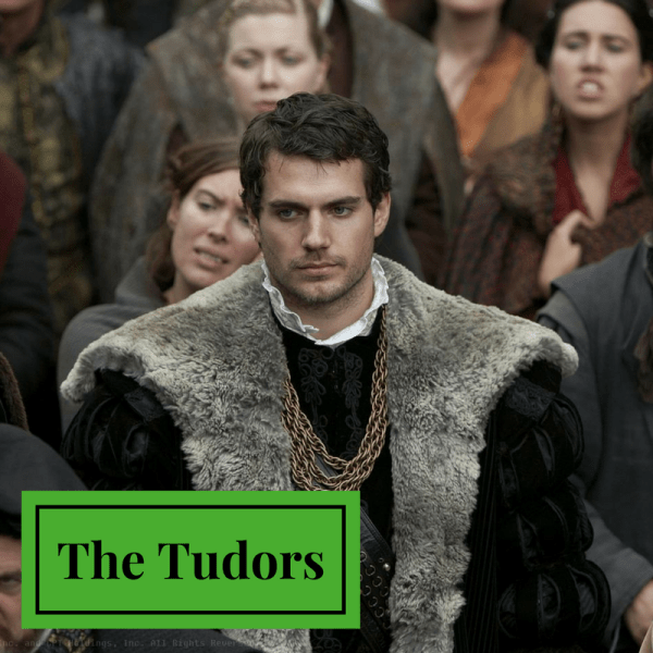 The Tudors Like Game of Thrones