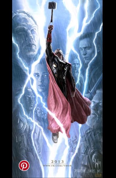 10 Funniest Scenes in 'Thor: The Dark World'