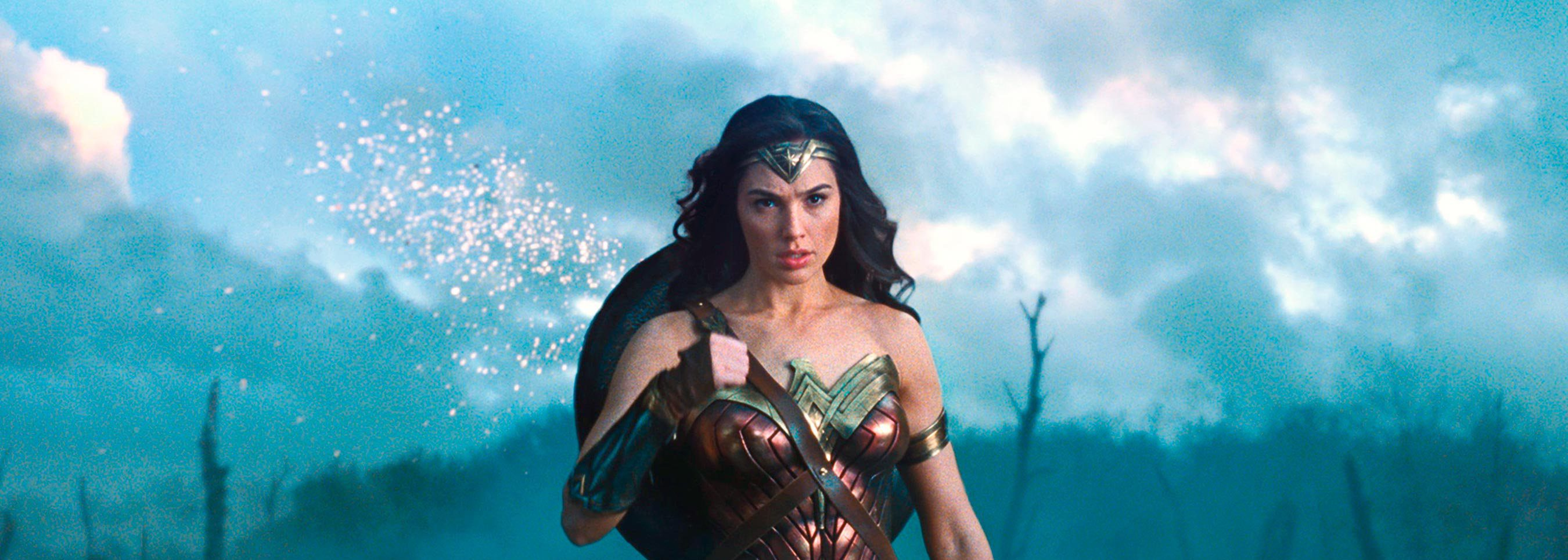 Wonder Woman: A Lover and a Fighter