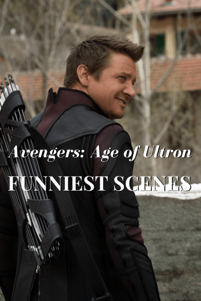 age of ultron funny scenes