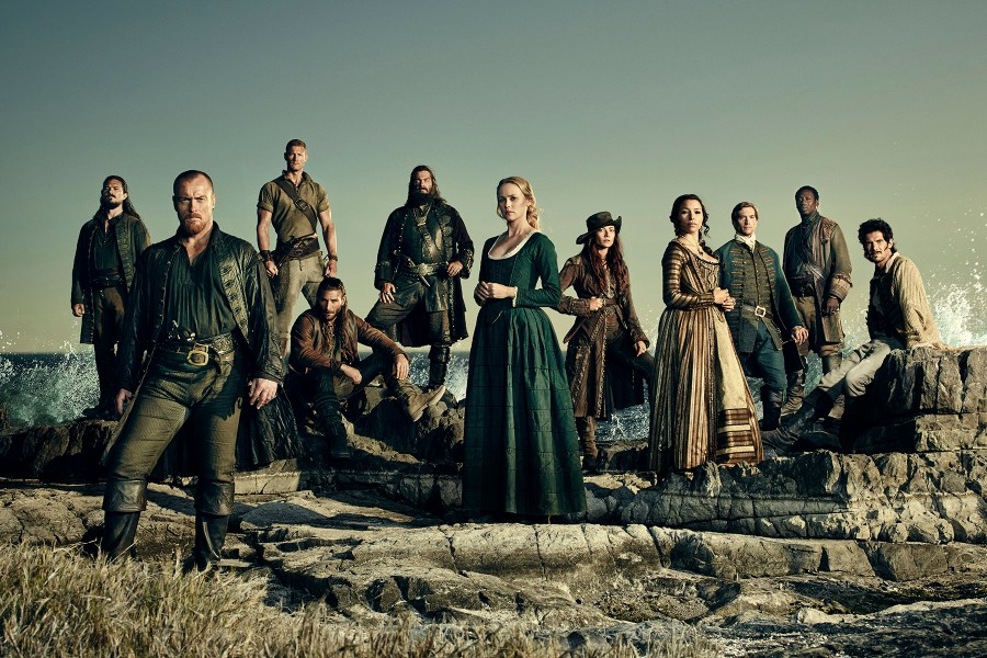 Black Sails Cast
