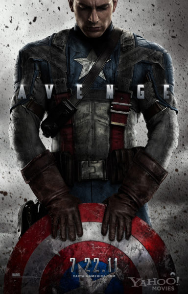 Check out our review of #CaptainAmerica The First Avenger. This #Marvel movie is often overlooked!