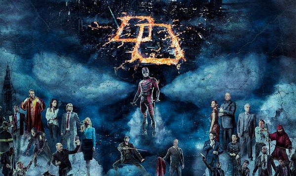 Marvels Daredevil, Season 2 Cast