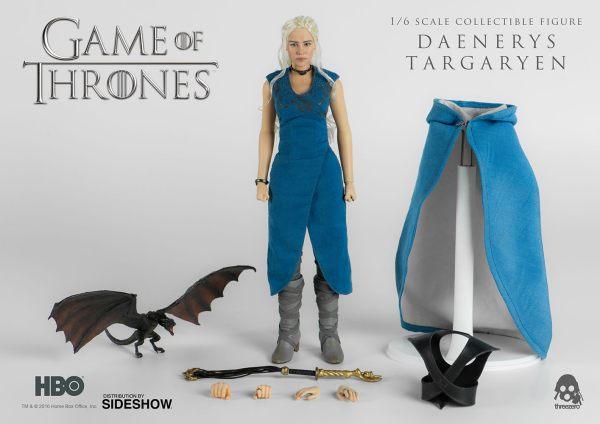 Daenerys Targaryen 1/6 Figure