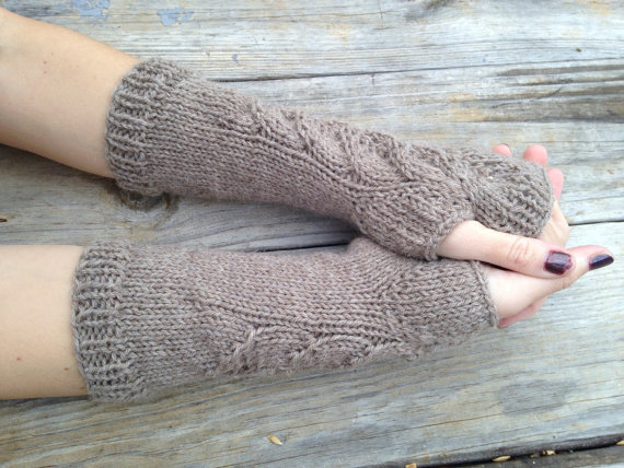 Outlander Fingerless Gloves