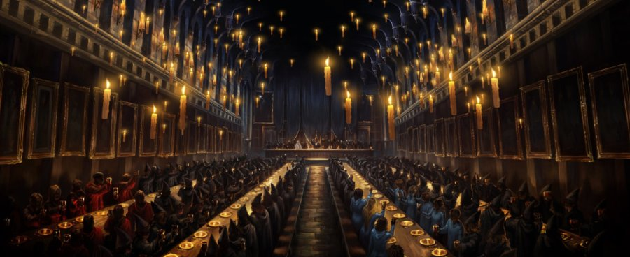 Great Hall / Pottermore