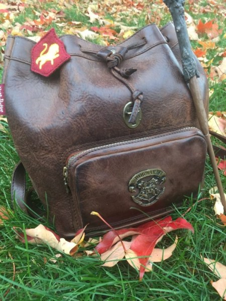 Harry Potter Leather Bag