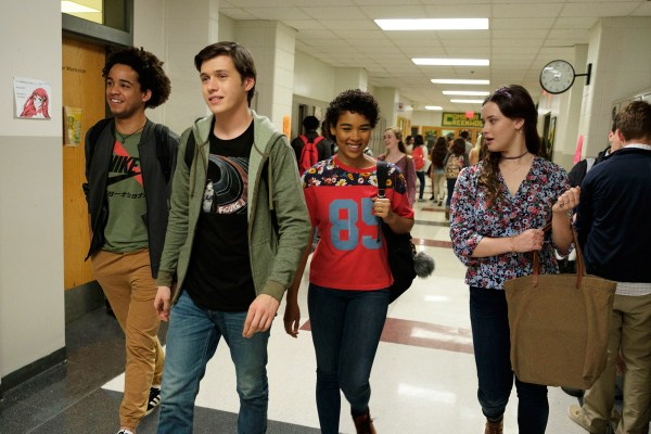 Love, Simon Cast