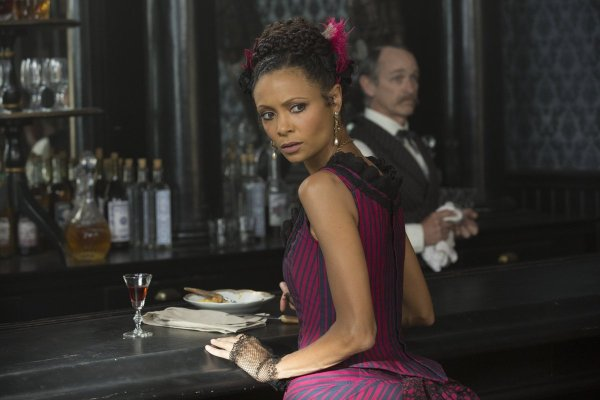 Maeve in Westworld