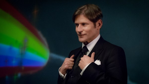 Crispin Glover as Mr. World