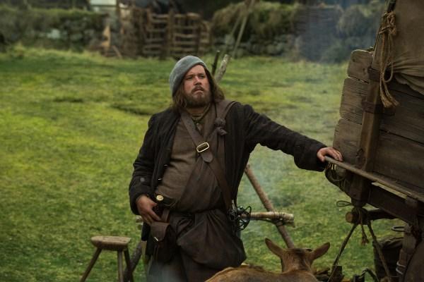 Rupert MacKenzie Outlander