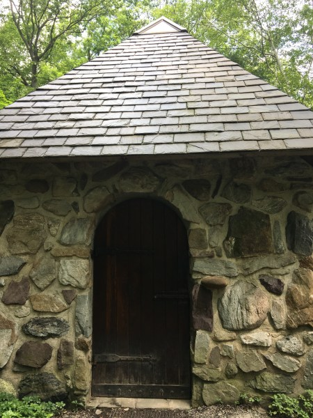 St Columba Chapel Door CR: Nancy Basile