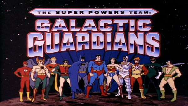 The Super Powers Team Galactic Guardians
