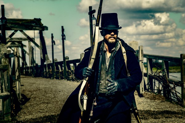 "TABOO -- ""Episode 8"" (Airs Tuesday, February 28, 10:00 pm/ep) -- Pictured: Tom Hardy as James Keziah Delaney. CR: FX"