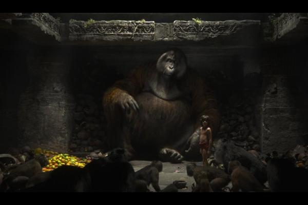 King Louie in The Jungle Book