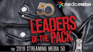 this company is included in streaming media's list of companies that matter most in online video
