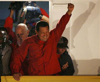 chavez storms to re-election victory