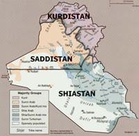 Balkanization is a fragmentation of a region into smaller regions