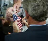 it's bush vs america - and bush wins