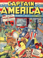 captain america comics #1 (march 1941)