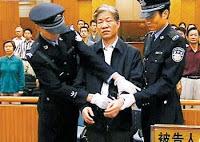 china executes former food  & drug regulator