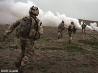US 'friendly fire' kills 3 uk soldiers