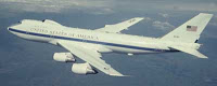 mystery 9/11 aircraft was military 'doomsday plane'