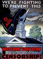 hate bill passes - senate stabs first amendment