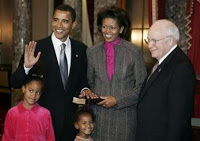 cheney & obama are distant cousins