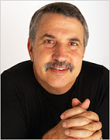 thomas friedman: 9/11 is over