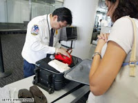 tsa airport security test results 'faked'