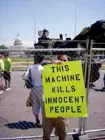 arms makers are the only ones winning war of terror