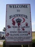 pioneering blackwater protesters given secret trial & criminal conviction