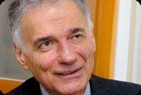 ralph nader enters US election race