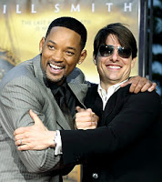 will smith boosting scientology