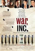 john cusack movie takes on war profiteers