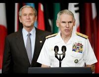 central command chief william fallon resigns