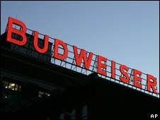 belgians buy budweiser brewer