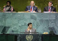 iran leader says 'american empire' near collapse