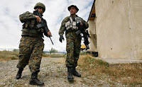 georgia mobilizes commando units near south ossetia, says russian military